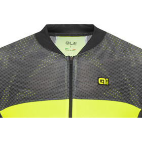 Alé Cycling Formula 1.0 Ultimate SS Jersey Men black-fluo yellow
